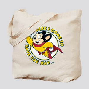Here I Come To Save The Day Tote Bag