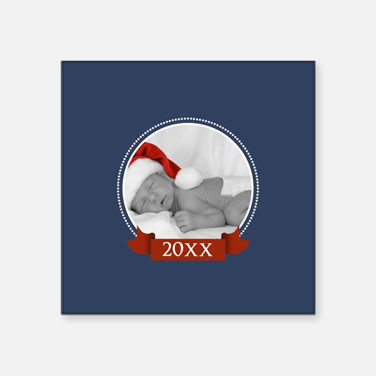 Photo Frame with Ye... Sticker