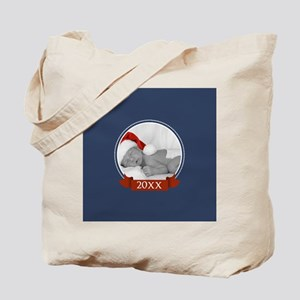 Photo Frame with Ye... Tote Bag