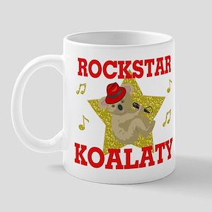 Rockstar Koalaty Singing Party Animal Mug