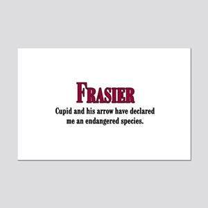 Frasier Cupid Quote Mini Poster Print