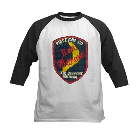 201st AVIATION COMPANY Kids Baseball Jersey