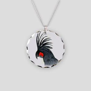 Palm Cockatoo Necklace