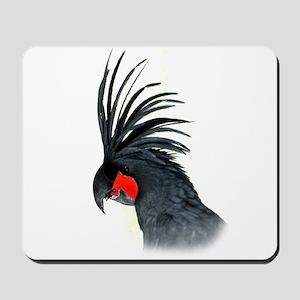 Palm Cockatoo Mousepad