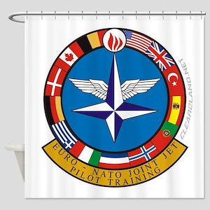 ENJJPT Shower Curtain