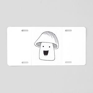 Happy Little Boomer Aluminum License Plate