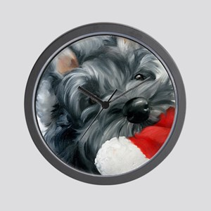 Santa ... wait! Wall Clock