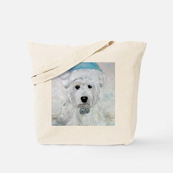 Tarheel Santa Tote Bag