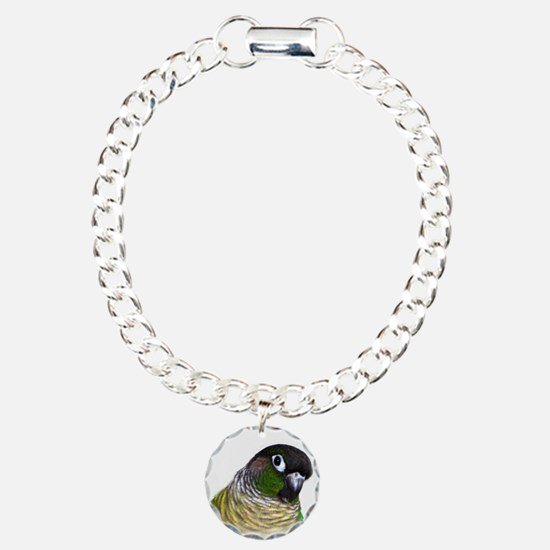 Green Cheek Conure.jpg Bracelet