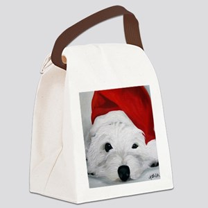 Bah Humbug! Canvas Lunch Bag