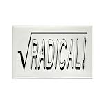 Radical - Funny Mathematics Rectangle Magnet (10 p