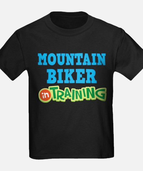 Mountain Biker in Training T
