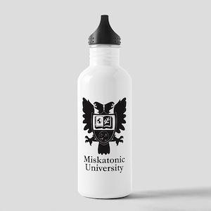 Miskatonic Univesity L Stainless Water Bottle 1.0L