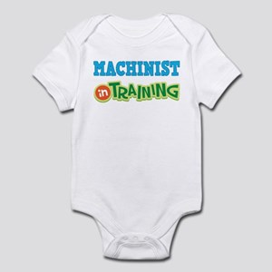 Machinist in Training Infant Bodysuit
