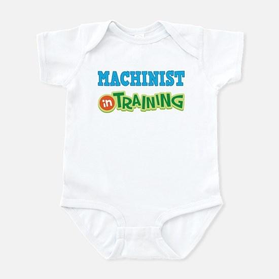 Machinist in Training Infant Bodysuit