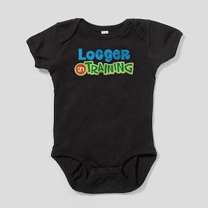 Logger in Training Baby Bodysuit