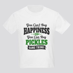 Pickles Happiness Kids Light T-Shirt