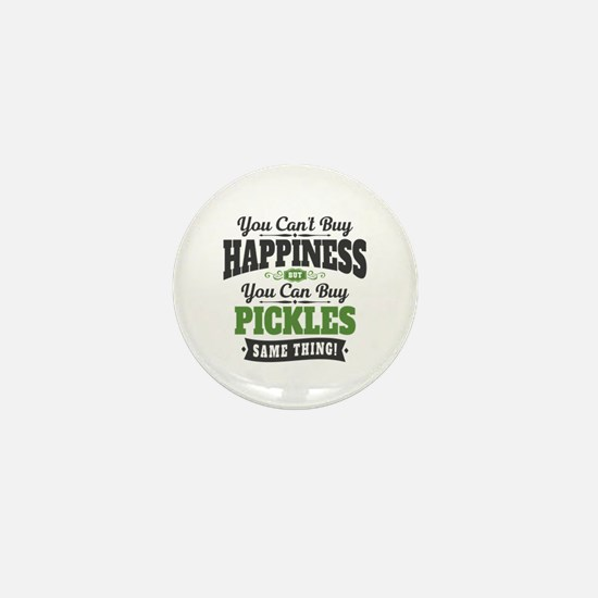 Pickles Happiness Mini Button