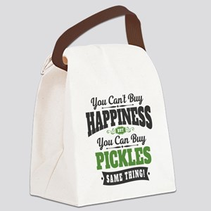 Pickles Happiness Canvas Lunch Bag