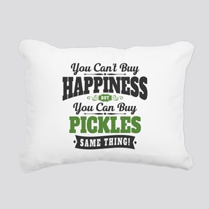 Pickles Happiness Rectangular Canvas Pillow