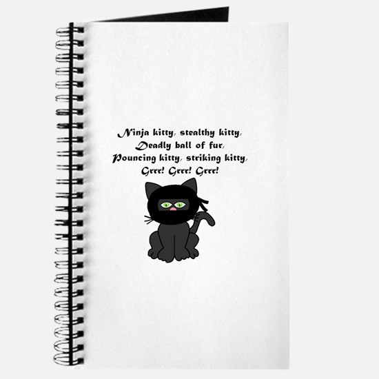 Ninja Kitty Journal