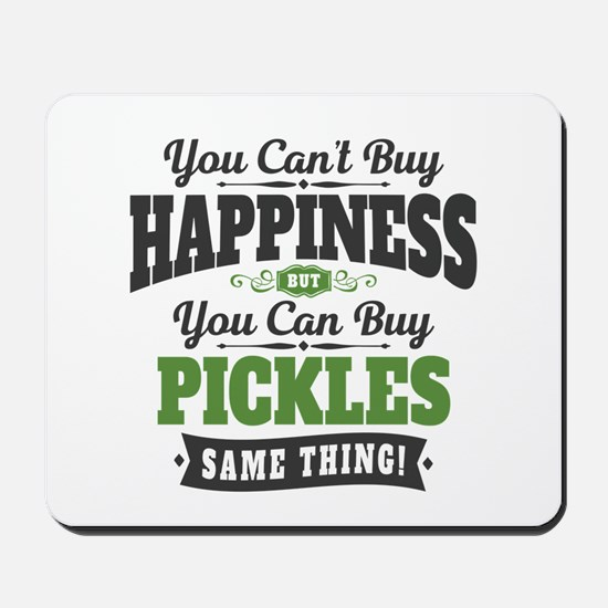 Pickles Happiness Mousepad