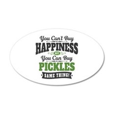 Pickles Happiness Wall Decal