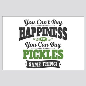 Pickles Happiness Large Poster