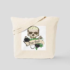 DROP DEAD Anti-Valentine Tote Bag