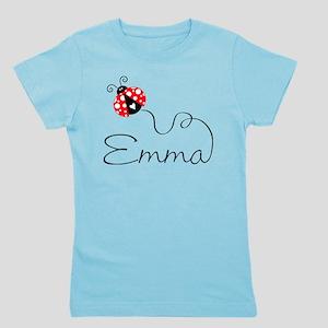 Ladybug Emma Girl's Tee