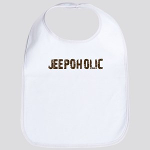Jeepoholic. 4x4 Off Road Jeep  Bib