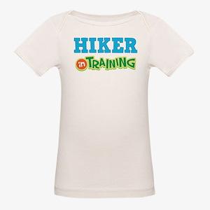 Hiker in Training Organic Baby T-Shirt