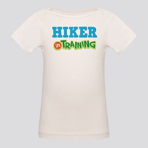 Hiker in Training Organic Baby T-Shirt