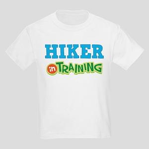 Hiker in Training Kids Light T-Shirt