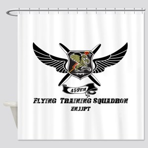 459th Wings Shower Curtain