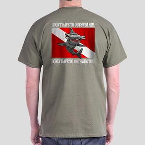 Dive Flag (Outswim) T-Shirt