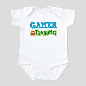 Gamer in Training Infant Bodysuit