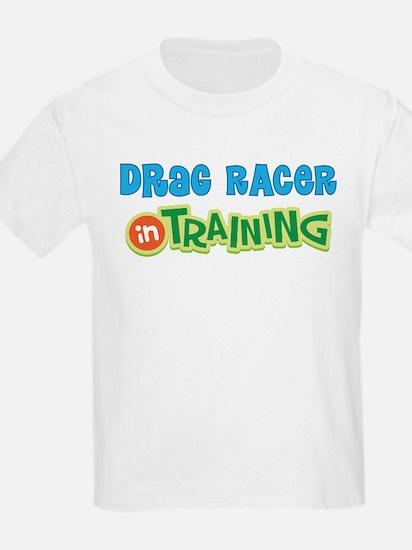 Drag Racer in Training T-Shirt
