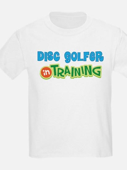 Disc Golfer in Training T-Shirt