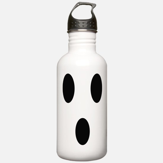 Ghost Face Water Bottle