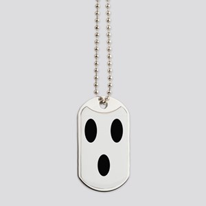 Ghost Face Dog Tags