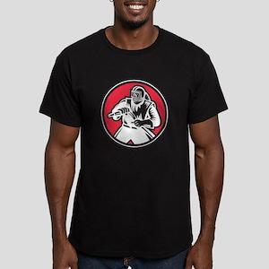 Sandblaster Sandblasting Circle Retro T-Shirt