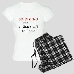 Soprano Definition Women's Light Pajamas