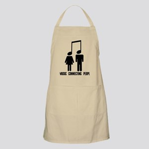 Music Connecting People Apron