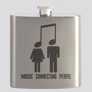 Music Connecting People Flask