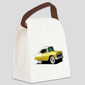BabyAmericanMuscleCar_55BelR_Xmas_Yellow Canvas Lu