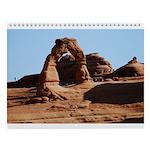 Arches National Park Wall Calendar