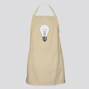 Light Bulb Apron