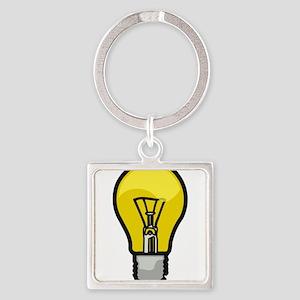 Light Bulb Keychains
