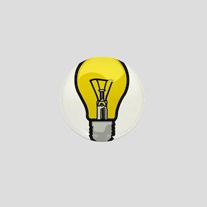 Light Bulb Mini Button